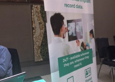 MyDentalImplantRecords at NOMADS 2017 and Digital Treatment Planning